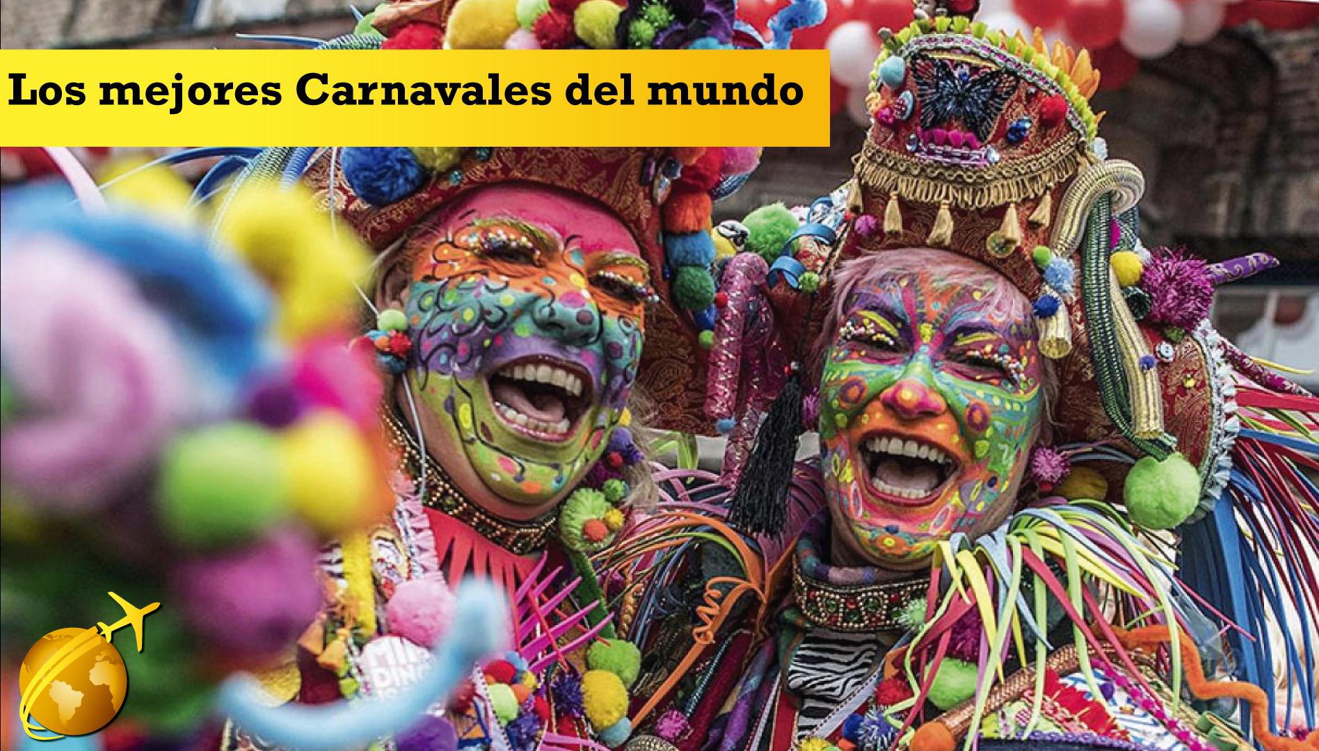 Los Mejores Carnavales Del Mundo Agencia De Viajes - Carnavales-del-mundo
